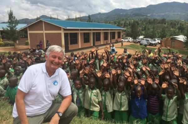 Kern & Weber unterstützt beim Schulenbau in Namibia